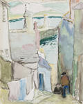 An Alley to the Harbour, St. Ives