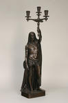 Esclave Indies (Male Bronze figure)