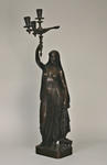 Esclave Indies (Female Bronze figure)