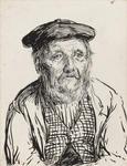 Man in beret