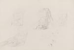 Untitled (Five Female Nude Studies)