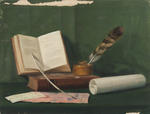 Still Life with Quill