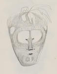 Untitled (African carving study)