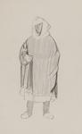 Untitled (Lone male figure study)