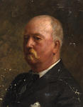 Francis H. Williams, or possibly self-portrait by George Sherriff