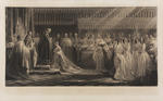 Queen Victoria Receiving the Holy Sacrament at her Coronation
