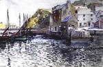 Untitled (Harbour Scene)