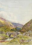 Chalk Stream, Exmoor, North Devon