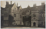 Postcard of Bibury Court, Cirencester.