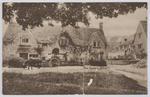 Postcard of the Savoye, Bilbury.