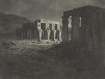Thebes - An Impression of the Ramesseum