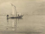 A Boat off Lisbon