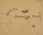 Untitled (Royal Drawing Pad)