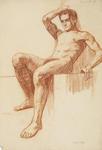 Untitled (Male life study)
