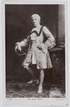 """Postcard titled """"Mr Julius Knight"""" addressed to Edith Collier from Isa."""