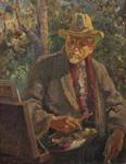 Ritratto del Maestro (Portrait of Cav. A. Dattilo-Rubbo)