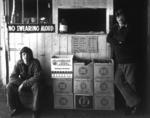 Jim and Davey McMillan Wanganui, 1979