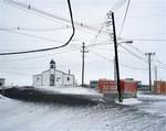 Chapel of the snows, McMurdo station, Ross Island, Antarctica