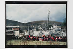 Village Gathering, Tainning, Kham, East Tibet, 1990