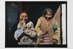 Old Couple, Choglamsar refugee camp, Ladkah, 1995