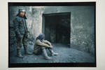 Power station workers, Gobi Altai, West Mongolia, 1992