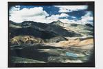 Mountain pass, Guge, West Tibet, 1990