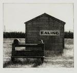 Dusk at Ealing