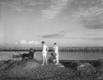 Castlecliff (Youths at the River Mouth)